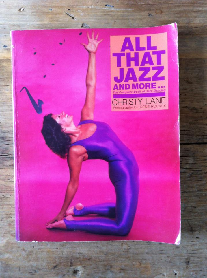 Cover All that jazz